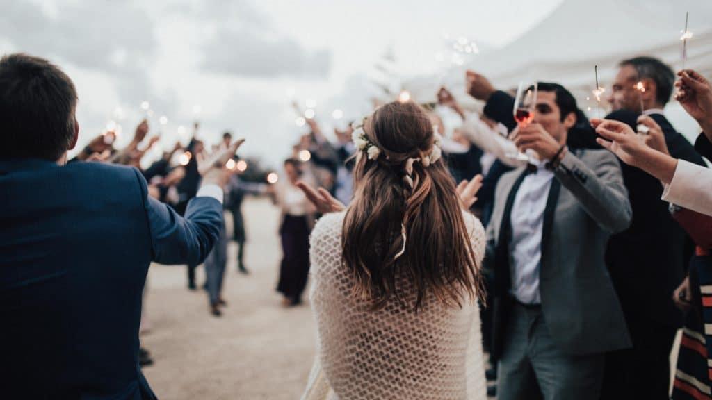 That Important Speech at Wedding