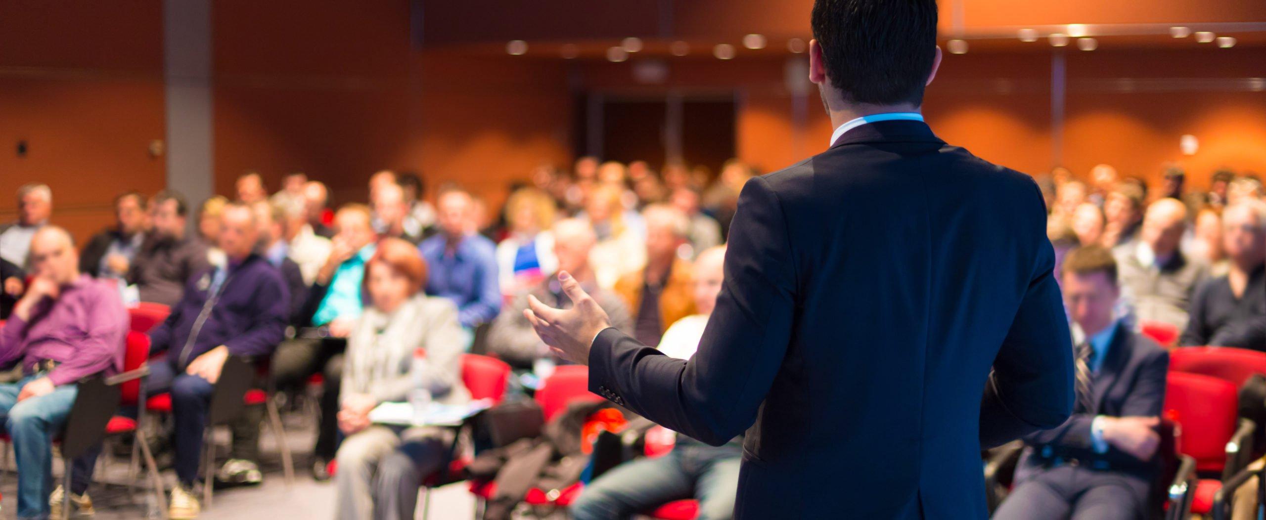 Keynotes & Conference Speaking