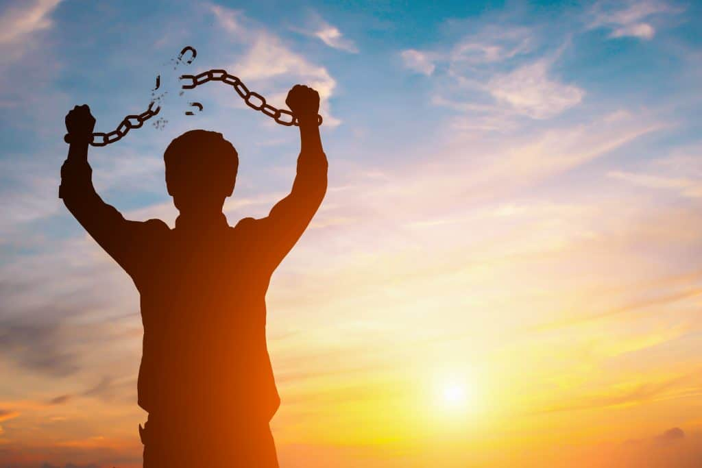 Which Invisible Chains are holding you back?